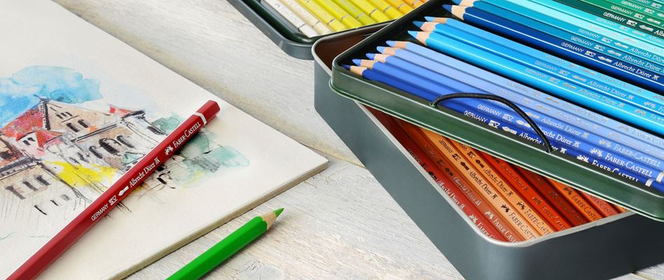 Official Home Page of Faber-Castell