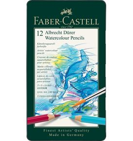 Faber-Castell - Watercolour pencil Albrecht Dürer tin of 12