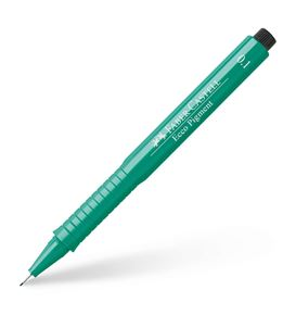 Faber-Castell - Ecco Pigment Fineliner, 0.1 mm, green