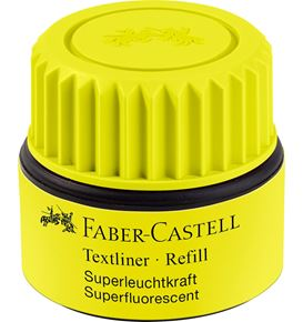 Faber-Castell - Refill Textliner 1549 yellow